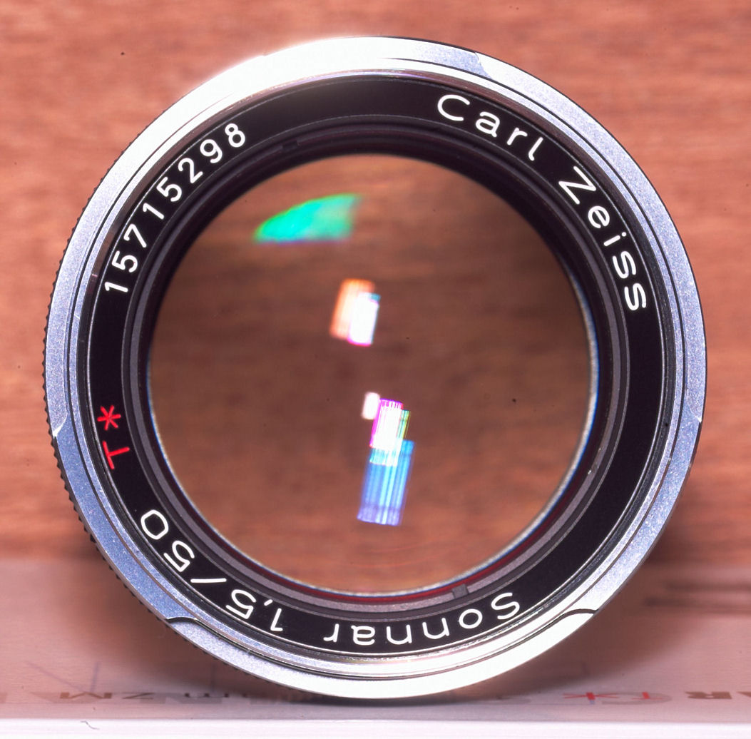 The Zeiss Ikon Contax Camera Repair Website - The Limited