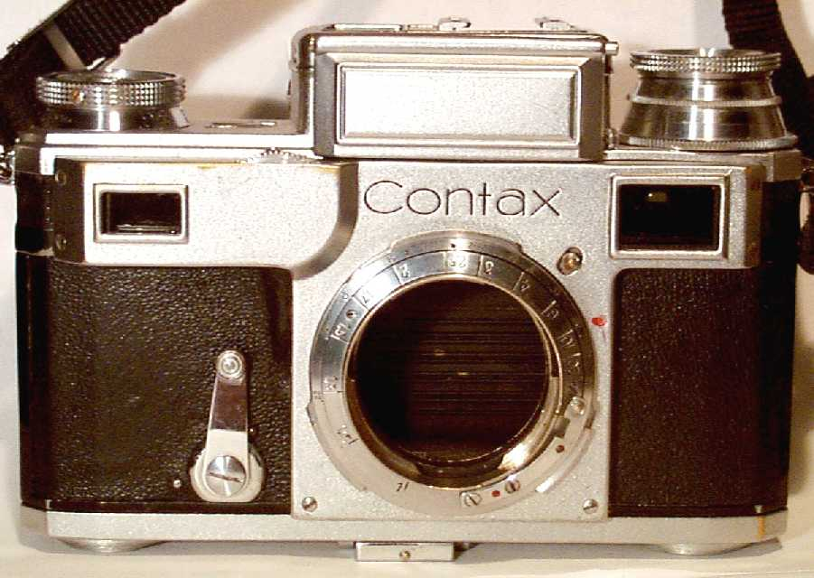 The Zeiss Ikon Contax Camera Repair Website - Purchasing a
